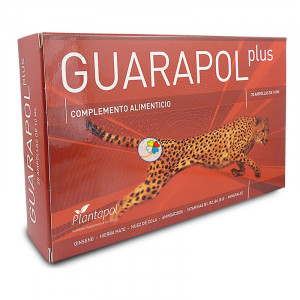 GUARAPOL PLUS 20 AMPOLLAS DE 10Ml. PLANTA POL
