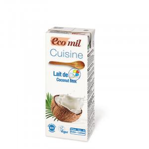 ECOMIL CUISINE COCO 200Ml. NUTRIOPS