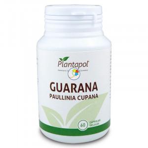 GUARANA 60 CAPSULAS PLANTA POL