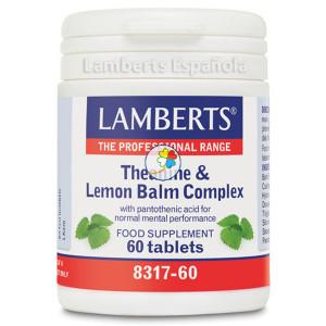 THEANINE & LEMON BALM COMPLEX LAMBERTS