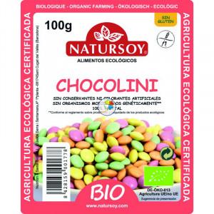 CHOCOLINIS 100Gr. NATURSOY
