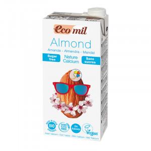 ECOMIL ALMENDRA NATURE CALCIO 1Lt. NUTRIOPS