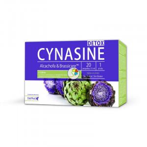 CYNASINE DETOX 20 AMPOLLAS DIETMED