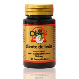 DIENTE DE LEON 100 COMPRIMIDOS OBIRE