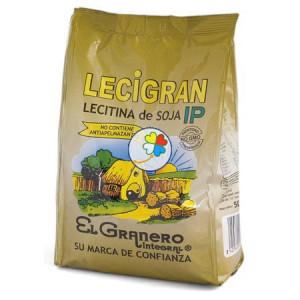 LECIGRAN LECITINA DE SOJA IP NO GMO 500Gr. EL GRANERO