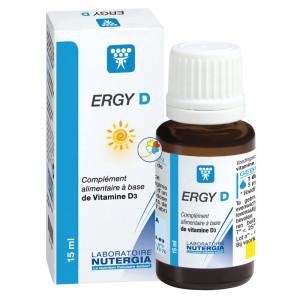 ERGY-D 15Ml. NUTERGIA