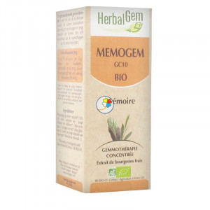 MEMOGEM GC10 BIO 15Ml. HERBAL GEM