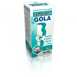 SPRAY GOLA 25Ml. TONGIL