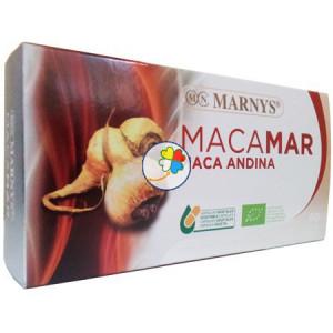 MACAMAR 60 CAPSULAS MARNYS