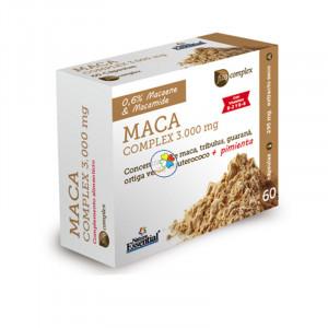 MACA COMPLEX 60 CAPSULAS NATURE ESSENTIAL