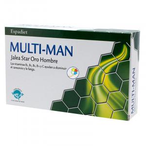 JALEA MULTI MAN 20 VIALES MONT-STAR MONT-STAR