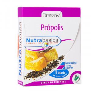 PROPOLIS 30 CAPSULAS DRASANVI