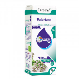 GLICERINADO VALERIANA BIO 50Ml. DRASANVI