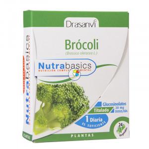 BROCOLI 24 CAPSULAS DRASANVI