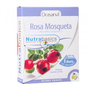 ROSA MOSQUETA 500Mg. 30 PERLAS DRASANVI
