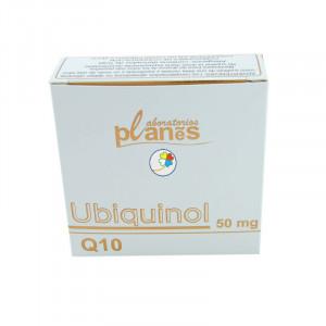 UBIQUINOL 30 PERLAS PLANES
