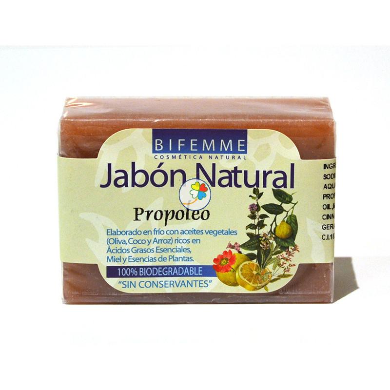 JABON PROPOLEO 100Gr. BIFEMME