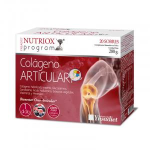 NUTRIOX COLAGENO ARTICULAR PLUS 20 SOBRES YNSADIET