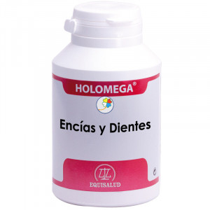 HOLOMEGA ENCIAS Y DIENTES 180 CAPSULAS EQUISALUD