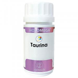 HOLOMEGA TAURINA 50 CAPSULAS EQUISALUD