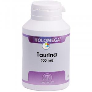HOLOMEGA TAURINA 180 CAPSULAS EQUISALUD
