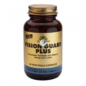 VISION GUARD PLUS 60 CAPSULAS VEGETALES SOLGAR