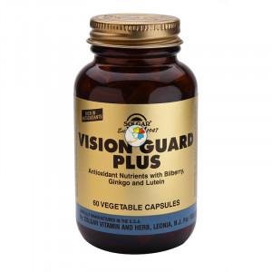 VISION GUARD PLUS 60 CAPSULAS VEGETALES SOLGAR