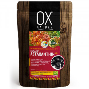 ASTAXANTHIN HAWAIIAN OX NATURE