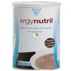 ERGYNUTRIL CHOCOLATE 350Gr. NUTERGIA