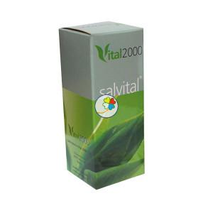 SALVITAL Nº12 CP 50 CAPSULAS VITAL 2000