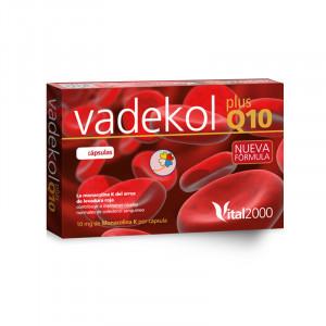 VADEKOL PLUS Q10 30 CAPSULAS VITAL 2000