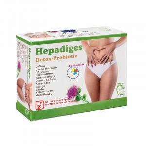 HEPADIGES: DETOX PROBIOTIC 60 CAPSULAS DIS