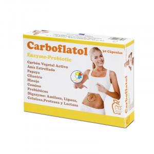 CARBOFLATOL 30 CAPSULAS DE 500Mg. DIS