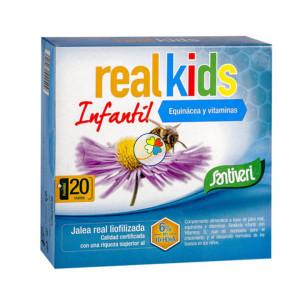 REALKIDS INFANTIL 20 VIALES SANTIVERI