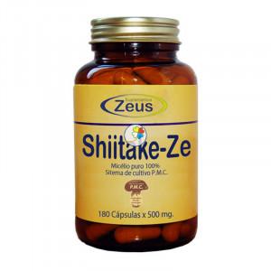 SHIITAKE ZE 180 CAPSULAS ZEUS