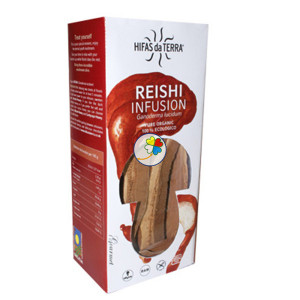 REISHI INFUSION 30Gr. HIFAS DA TERRA