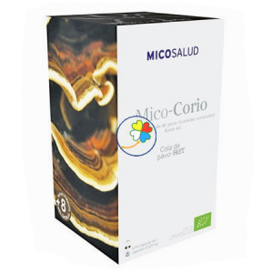 MICO-CORIO 70 CAPSULAS HIFAS DA TERRA