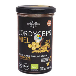 CORDYCEPS-MIEL 320Gr. HIFAS DA TERRA