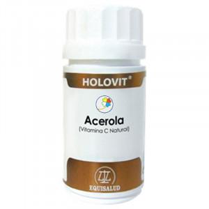 HOLOVIT ACEROLA 50 CAPSULAS EQUISALUD