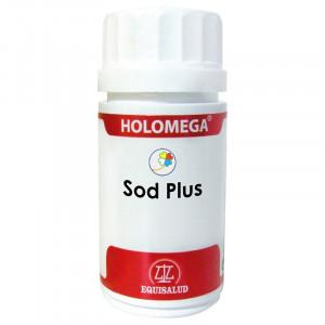 HOLOMEGA SOD PLUS 50 CAPSULAS EQUISALUD