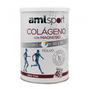 COLAGENO + MAG + VIT C AML SPORT FRESA 350Gr. ANA MARIA LAJUSTICIA