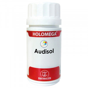 HOLOMEGA AUDISOL 50 CAPSULAS EQUISALUD