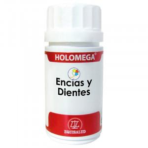 HOLOMEGA ENCIAS Y DIENTES 50 CAPSULAS EQUISALUD