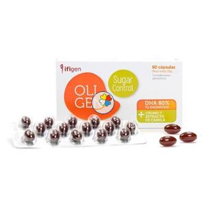 OLIGEN SUGAR CONTROL (Reg. Insulina) 60 CAPSULAS IFIGEN