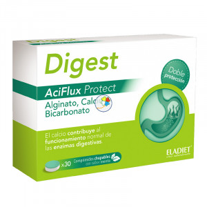 DIGEST ACIFLUX PROTECT 30 COMPRIMDOS ELADIET