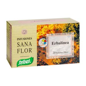 SANAFLOR INFUSION ERBALINEA 20 FILTROS SANTIVERI