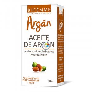 ACEITE DE ARGAN 30Ml. BIFEMME
