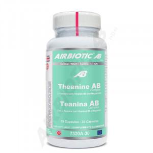 TEANINA AB COMPLEX 30 CAPSULAS AIRBIOTIC