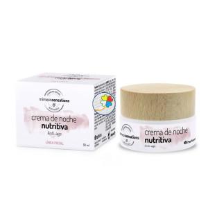 CREMA DE NOCHE NUTRITIVA MIMESIS SENTATIONS 50Ml. HERBORA