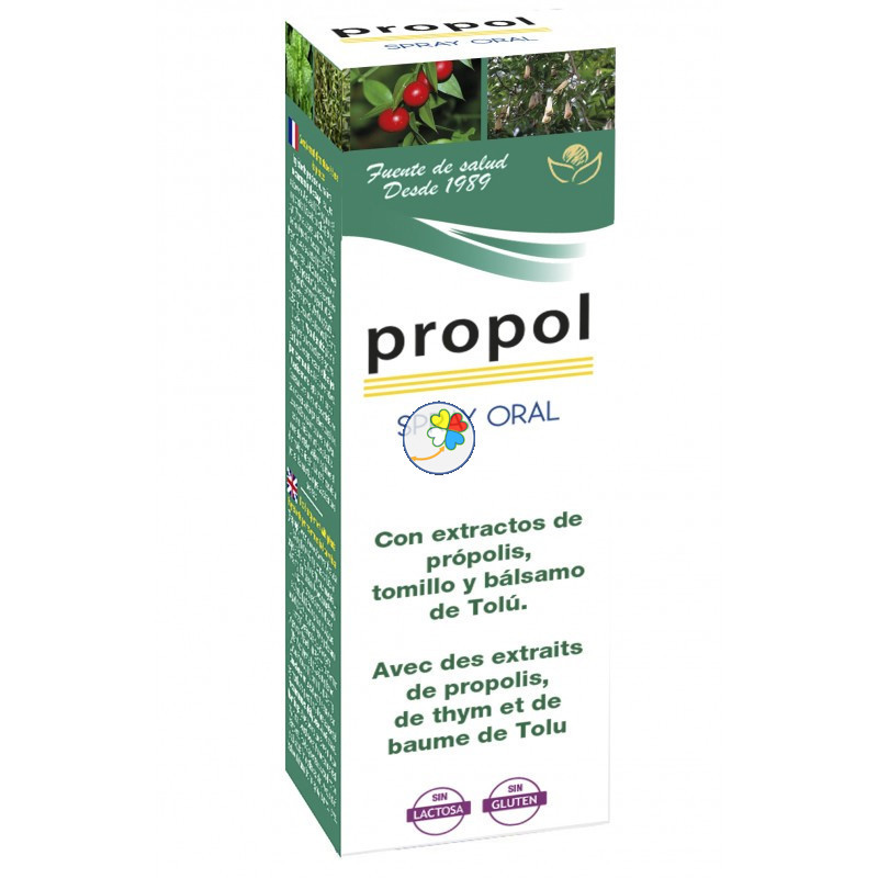 PROPOL SPRAY ORAL 20Ml. HERBETOM